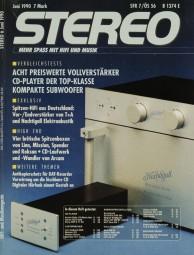 Stereo 6/1990 Zeitschrift