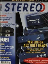 Stereo 3/1997 Zeitschrift