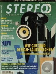 Stereo 4/1997 Zeitschrift