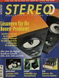 Stereo 6/1997 Zeitschrift