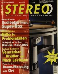 Stereo 2/2005 Zeitschrift