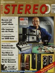 Stereo 11/2009 Zeitschrift