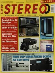 Stereo 10/2008 Zeitschrift