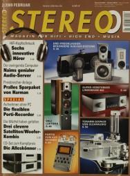 Stereo 2/2009 Zeitschrift