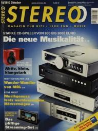 Stereo 10/2010 Zeitschrift