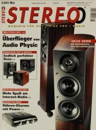 Stereo 5/2011 Zeitschrift