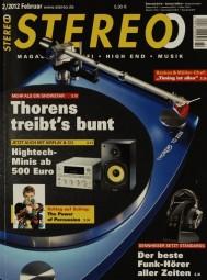 Stereo 2/2012 Zeitschrift