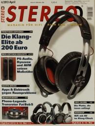 Stereo 4/2013 Zeitschrift