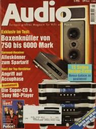 Audio 3/1996 Zeitschrift