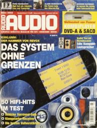Audio 3/2002 Zeitschrift