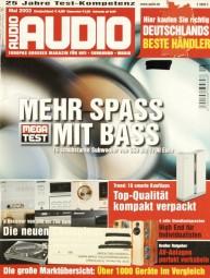 Audio 5/2003 Zeitschrift