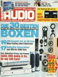 Audio 9/2003 Zeitschrift