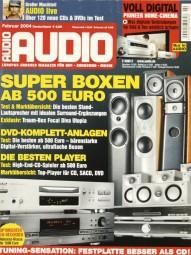 Audio 2/2004 Zeitschrift