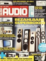 Audio 7/2004 Zeitschrift