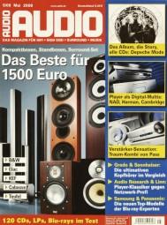 Audio 5/2009 Zeitschrift