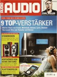 Audio 6/2010 Zeitschrift