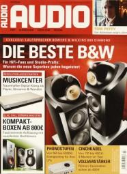Audio 7/2010 Zeitschrift