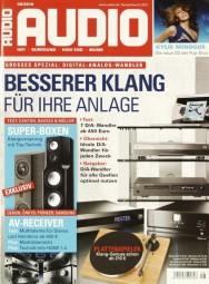 Audio 8/2010 Zeitschrift