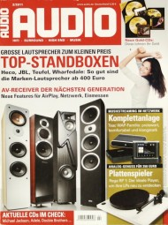 Audio 2/2011 Zeitschrift