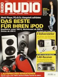 Audio 3/2011 Zeitschrift