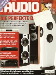 Audio 11/2011 Zeitschrift