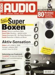 Audio 11/2013 Zeitschrift