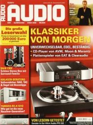 Audio 12/2011 Zeitschrift