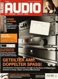 Audio 4/2012 Zeitschrift