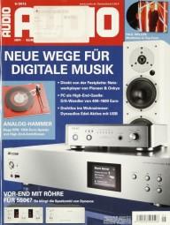 Audio 5/2012 Zeitschrift
