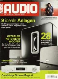 Audio 8/2012 Zeitschrift