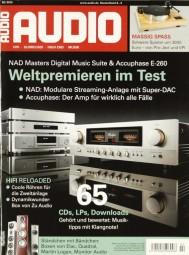 Audio 2/2013 Zeitschrift