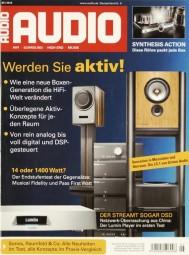 Audio 5/2013 Zeitschrift