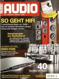 Audio 7/2013 Zeitschrift