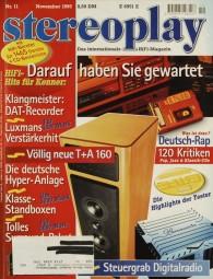 Stereoplay 11/1995 Zeitschrift