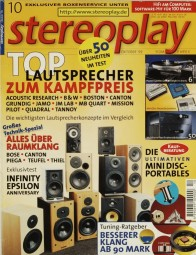 Stereoplay 10/1999 Zeitschrift