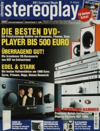 Stereoplay 10/2003 Zeitschrift