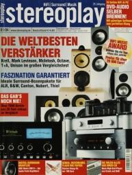 Stereoplay 1/2004 Zeitschrift