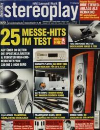 Stereoplay 6/2004 Zeitschrift