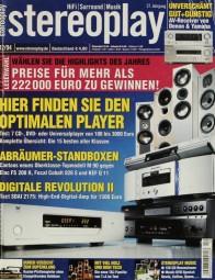 Stereoplay 12/2004 Zeitschrift