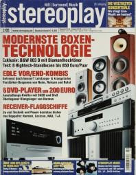 Stereoplay 2/2005 Zeitschrift