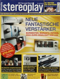 Stereoplay 12/2005 Zeitschrift