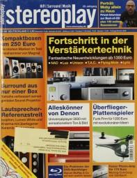 Stereoplay 11/2006 Zeitschrift