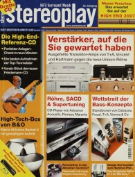 Stereoplay 5/2007 Zeitschrift