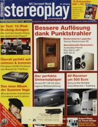 Stereoplay 7/2007 Zeitschrift