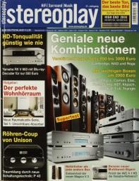 Stereoplay 6/2008 Zeitschrift
