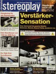 Stereoplay 5/2009 Zeitschrift