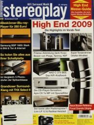 Stereoplay 6/2009 Zeitschrift