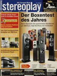 Stereoplay 11/2009 Zeitschrift