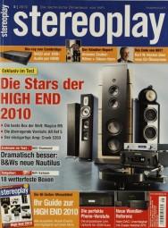 Stereoplay 5/2010 Zeitschrift
