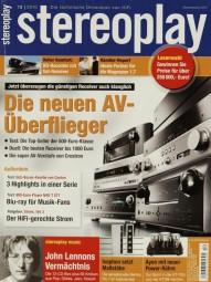 Stereoplay 12/2010 Zeitschrift